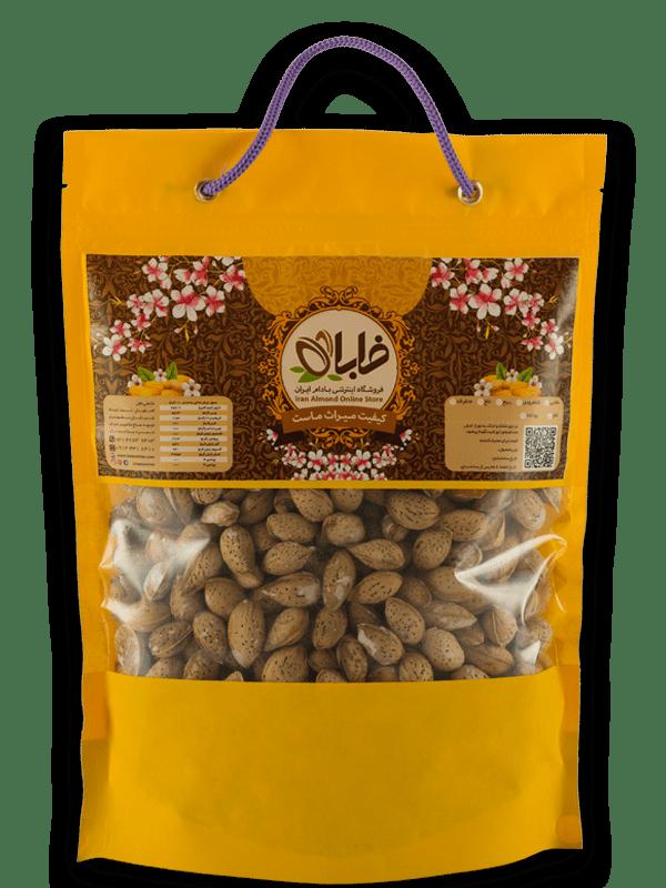 فروش بادام بسته بندی شده