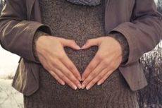 بادام زمینی برای مادران باردار