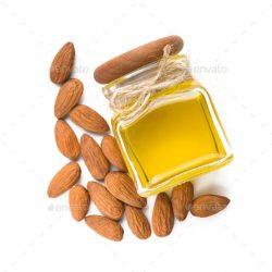 خواص روغن بادام تلخ و شیرین برای مو و ناخن